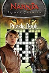 The Chronicles of Narnia: Prince Caspian Puzzle Book by Sam Bellotto Jr. (2008-03-23)