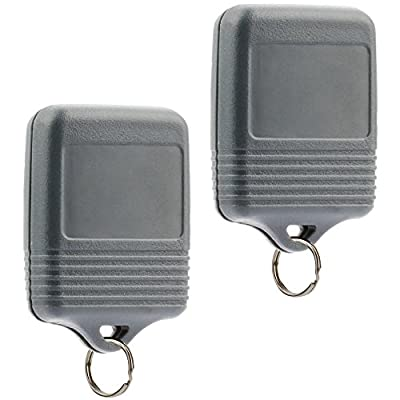 Car Key Fob Keyless Entry Remote fits Ford Crown Victoria/Lincoln Continental Mark VIII Town Car/Mercury Grand Marquis (CWTWB1U343 LHJ002), Set of 2: Automotive