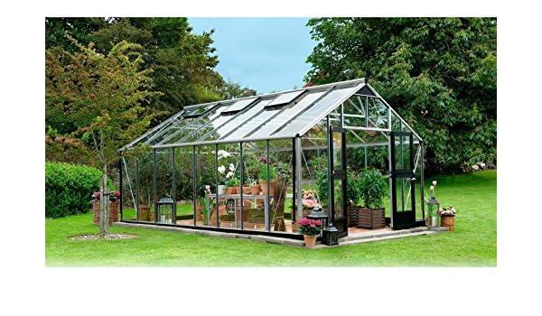 Juliana Invernadero Premium 10.9 aluminio cristal de seguridad: Amazon.es: Jardín