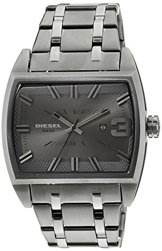 Diesel Men's DZ1706 Analog Display Analog Quartz Grey Watch