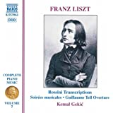 Franz Liszt: Rossini Transcriptions