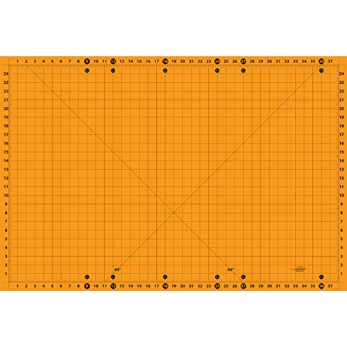 Sullivans The Cutting Edge 24-Inch-by-37-Inch Cutting Mat by Sullivan
