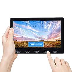 TOGUARD Portable Monitor 7 Inch IPS Smal...