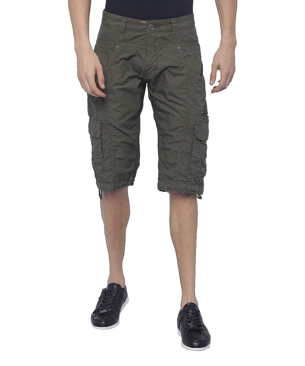 1cf247f666 883 Police Mens Designer Seattle Denim Cargo Shorts Summer Fashion Slim Fit:  Amazon.co.uk: Clothing