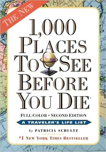 1,000 Places to See Before You Die: Amazon.es: Schultz, Patricia: Libros en idiomas extranjeros