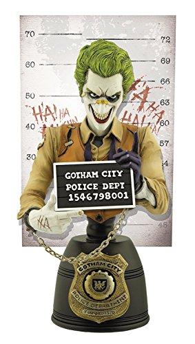 Cryptozoic DC Joker Mugshot Bust