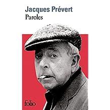 Paroles (Folio t. 762) (French Edition)