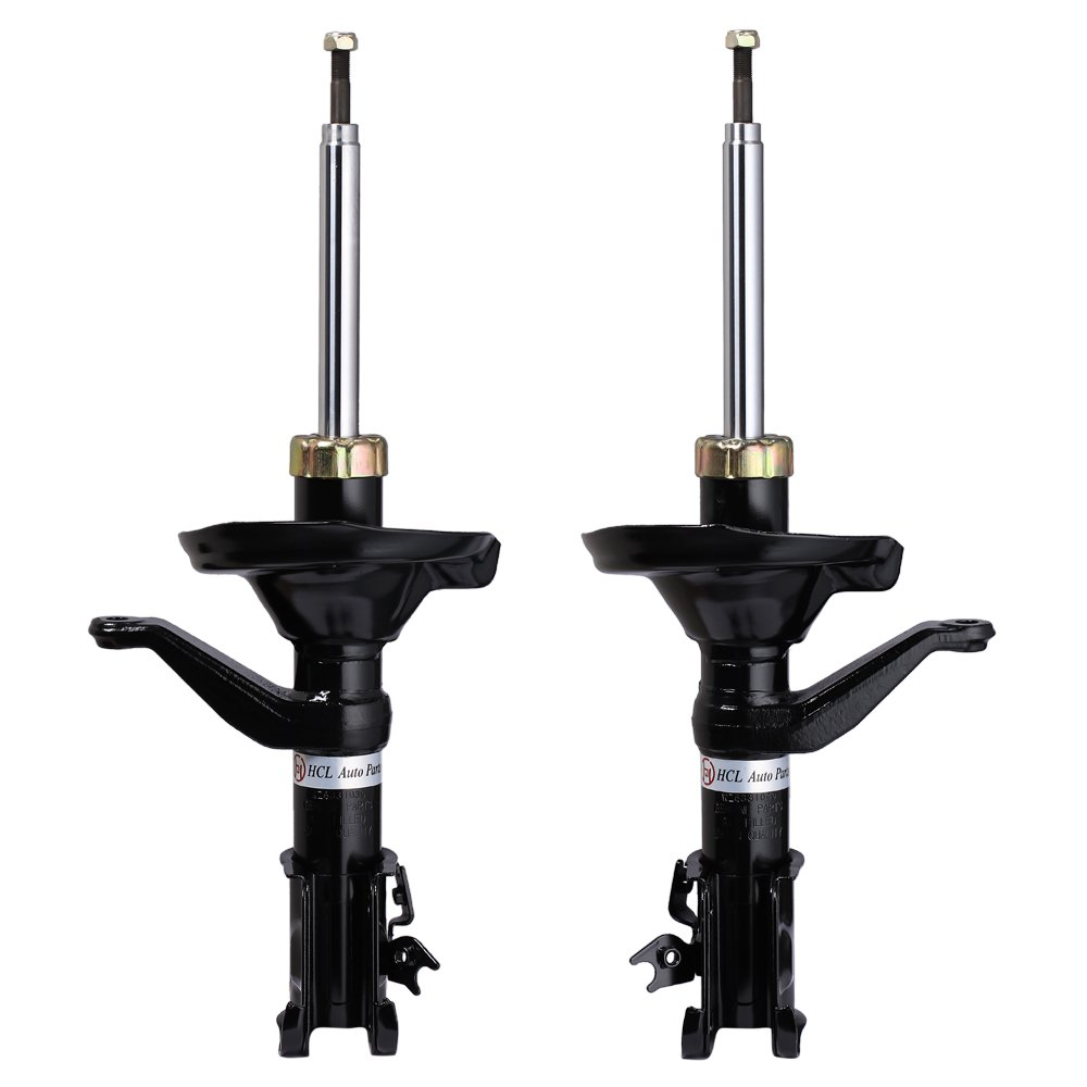 Front Strut For Honda Element 2003 2006 Shock Shocks 2007 Fit Absorber Replacement Pack Of 2 331039 331040 72135 72136 Automotive