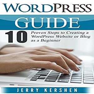 WordPress Guide Audiobook