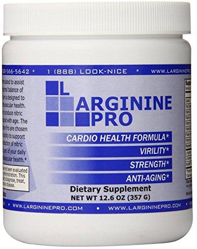 L-Arginine Pro - 5 000 mg de L-Arginine PLUS 1 000 mg de L-Citrulline 12,6 oz