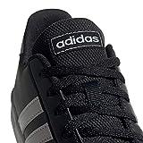 adidas Baby Grand Court Sneaker, Black White, 10K M