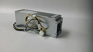 New Genuine Original DELL 240W Slim Power Supply for Small Form Factor (SFF) Desktop PC Model - Optiplex 7040 SFF