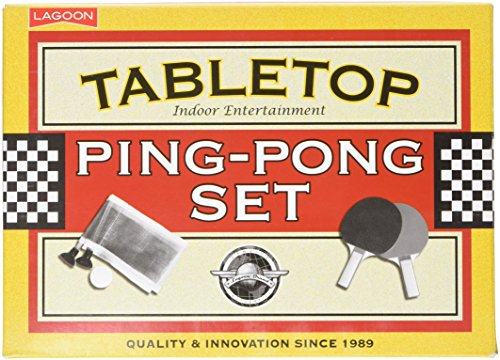Family Games Vintage Planet Tabletop Ping-Pong
