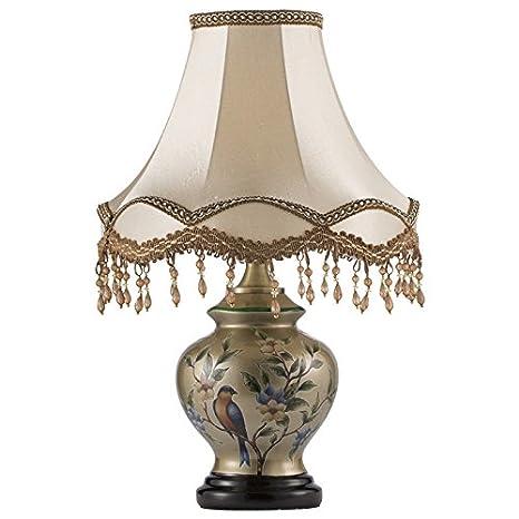 Peaceip Lámpara de Mesa YF0002 MAX60 lámpara de Noche del ...
