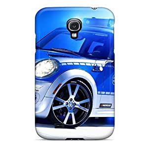 BcH1509TdQR Phone Case With Fashionable Look For Galaxy S4 - Ac Schnitzer Polizei Mini