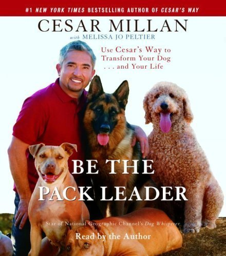 Be the Pack Leader: Use Cesar's Way to Transform Your Dog . . . and Your Life [Abridged 4-CD Set] (AUDIO CD/AUDIO BOOK) by Random House Audio