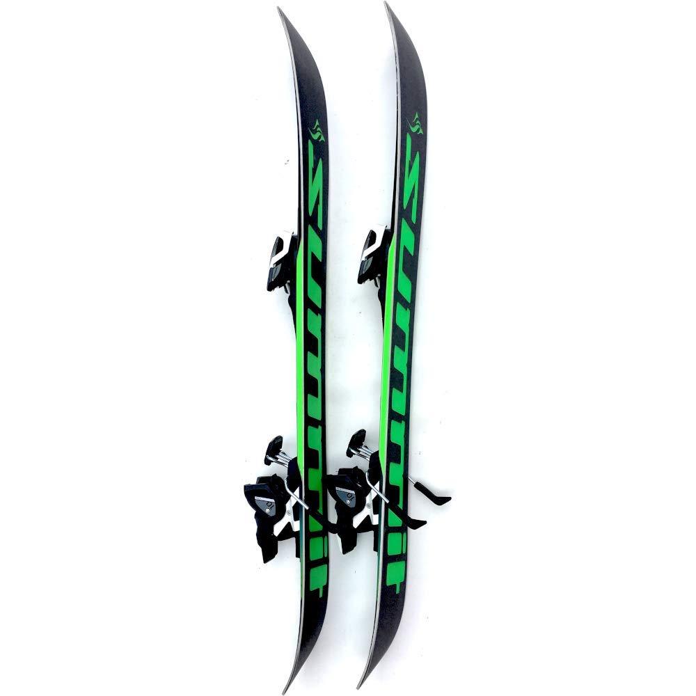 Atomic ski bindings Summit GroovN 106cm Skiboards Snowblades Rocker//Camber w