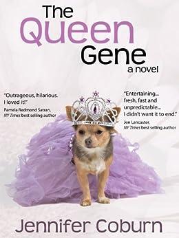 The Queen Gene by [Coburn, Jennifer]