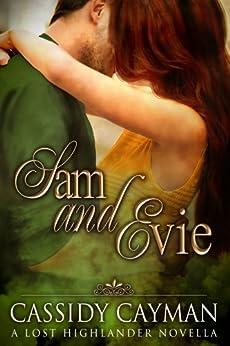 Sam Evie Lost Highlander Novella ebook product image