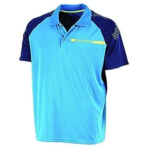 Bull padel Boxer - Polo para Hombre, Color Azul Intenso, Talla S