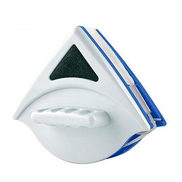 yonfan doble lado magnético ventana de cristal limpiador limpiaparabrisas Glider cepillo de limpieza herramienta para 3 - 8 mm Individual ventanas: ...