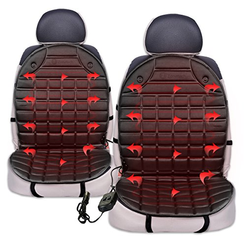 12v heated seat cover - 9
