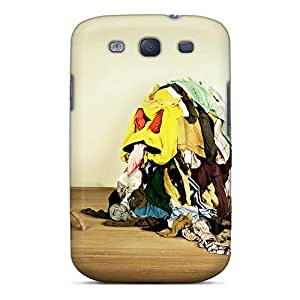 AnnaDubois Samsung Galaxy S3 Excellent Hard Phone Covers Custom Lifelike Monster Series [ndH17135iljB]