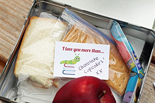 Designer Lunchbox Notes - 2 Packs of 27 Cards - Multi by Sprinkled Joy (Image #3)
