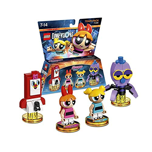 (LEGO Dimensions - Powerpuff Girls Team Pack)