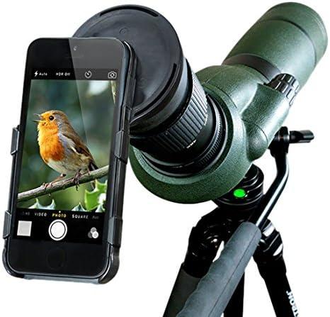 TrailSeeker-to-iPhone 5//5S Celestron 81051 Smartphone Adapter Black
