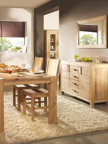 MömaX ESSTISCH MALI: Amazon.de: Küche U0026 Haushalt