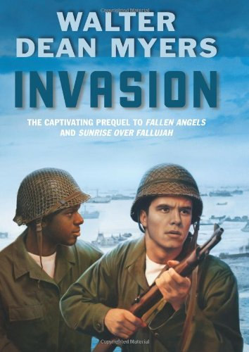 Invasion Walter Dean Myers Libros En Idiomas