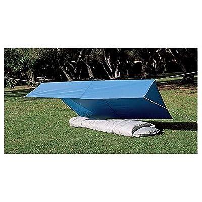 RT 6' x 8' Nylon Mountain Tarp Camping Tent Accessories: Garden & Outdoor