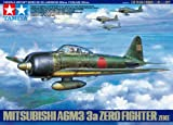 Tamiya Models A6M3/3a Zero Fighter