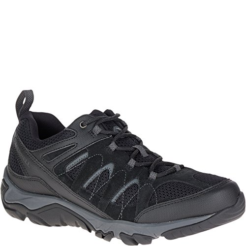 Price comparison product image Merrell Men's Outmost Vent Hiking Boot,  Black,  09.5 M US