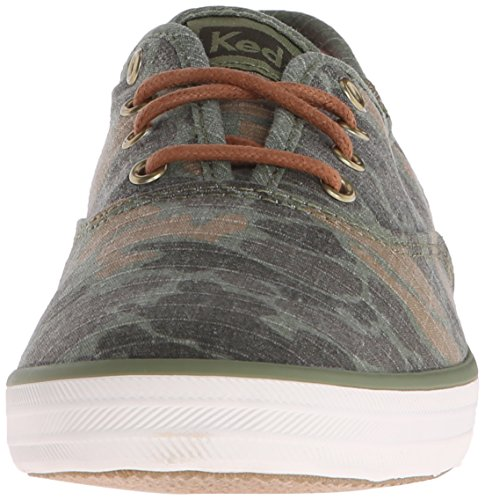 ebay Keds Women's Champion Camo Ripstop Fashion Sneaker Olive get authentic cheap online outlet low price fee shipping best store to get cheap online X8SKHwjQV