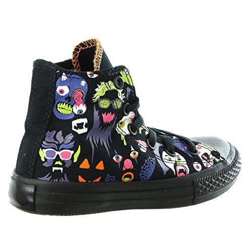Sp Canvas Chuck As Black Mixte black Hi Enfant Ct Taylor De white Converse Chaussures Yth Fitness 0qIAww