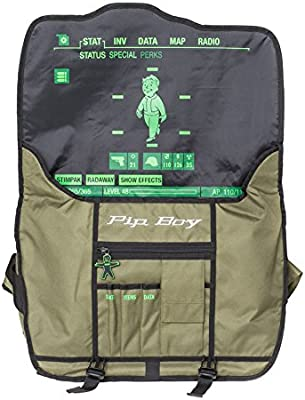 Fallout 4 Messenger Bag: Official Licensed Merchandise - Pip Boy ...