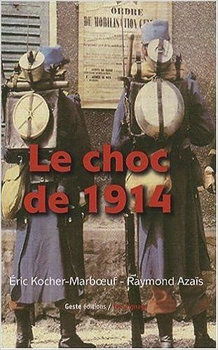 Livres gratuits Le Choc de 1914 pdf
