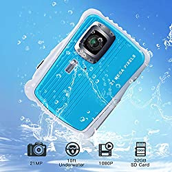 Image of the product Kids Waterproof Camera that is listed on the catalogue brand of Aurho.