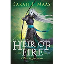Heir of Fire (Throne of Glass series Book 3) (English Edition)