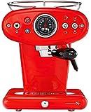 Francis Francis! 60249 Macchina da Caffè Espresso in Capsule Iperespresso X1 Anniversary 1.0 litri Rosso