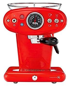 Máquina de café espresso Cápsulas Iperespresso x1 Anniversary, 1.0 L rojo: Amazon.es: Hogar