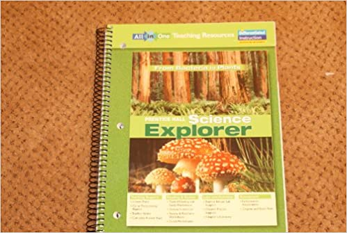Science Explorer: from Bacteria to Plants All-in-One Teaching ...