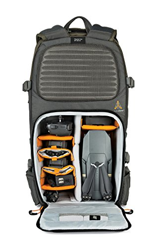 Lowepro Flipside Trek BP 350 AW. Large Outdoor Camera Backpack for DSLR and DJI Mavic Pro Drone w/ Rain Cover and Tablet Pocket by Lowepro (Image #4)