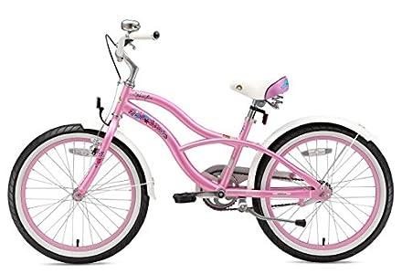 bikestar premium sicherheits kinderfahrrad 20 zoll f r m dchen ab 6 7 jahre 20er kinderrad. Black Bedroom Furniture Sets. Home Design Ideas