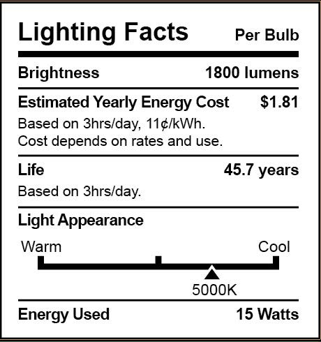 Sunco Lighting 24 Pack 4FT T8 LED Tube, 18W=40W Fluorescent, Clear Cover, 5000K Daylight, Single Ended Power (SEP), Ballast Bypass, Commercial Grade - UL & DLC Listed by Sunco Lighting (Image #2)