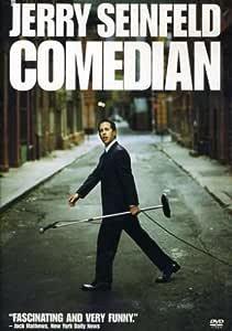 Amazon edian Jerry Seinfeld Chris Rock Garry