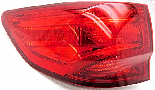 Genuine Acura 33550-TZ5-A02 Tail Light Assembly