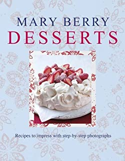 Mary berrys traditional puddings and desserts gorgeous classic mary berrys desserts fandeluxe Images